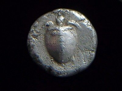 Greek Silver Stater from the Island of Aegina 480-457  AC0143