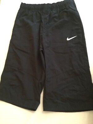 BNWT Nike Black Shorts Over The Knee Ideal For Football