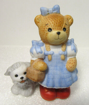Lucy & Me ~ Dorothy and Toto from The Wizard of Oz ~ Enesco Figurine
