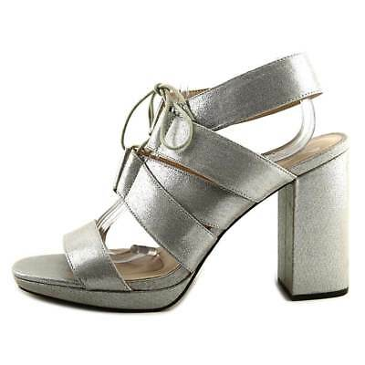 e00248ffa8c1 NINA WOMENS MYRNA Open Toe Formal Ankle Strap Sandals -  28.99 ...
