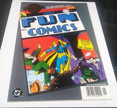 Fun Comics #73 Millennium Edition NM+ ! Will throw in Tales to drive you MAD #1