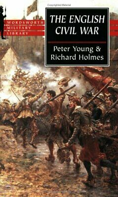The English Civil War: A Military History of Thr... by Holmes, Richard Paperback