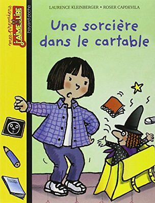 Une sorciere dans le cartable by Capdevila, Roser Book The Cheap Fast Free Post