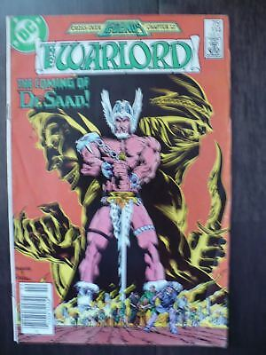 """Lot of """"Enter the Lost World of the Warlord"""" Comics -  Issues #40, 74, 75, 114."""