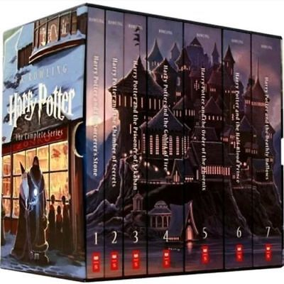 Harry Potter Complete Collection (Books 1 to 8) by JK Rowling ΕBook (PDF )