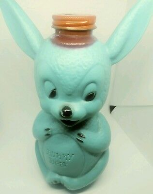 Vintage 1960's - Bunny Bear Inc. - Everett Mass- Bunny Bear Bank
