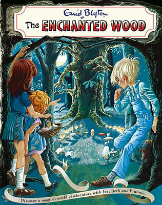 NEW The Enchanted Wood By Enid Blyton Hardcover Free Shipping
