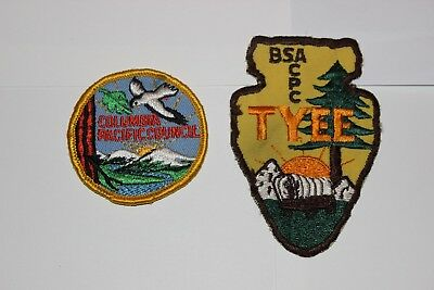 Boy Scout Columbia Pacific Council Tyee Merged Cascade Pacific Council Oregon Or
