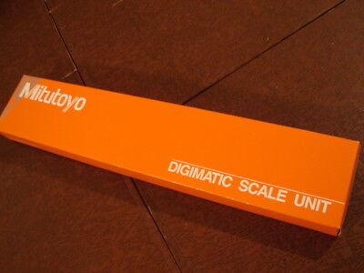 Mitutoyo Digimatic Scale Unit brand new NOS never opened 572-312-10