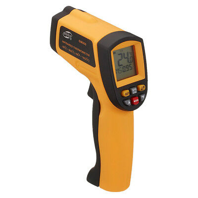 BENETECH GM900 Mini Gun Shaped LCD Display Non-contact Digital IR Infrared H2O3