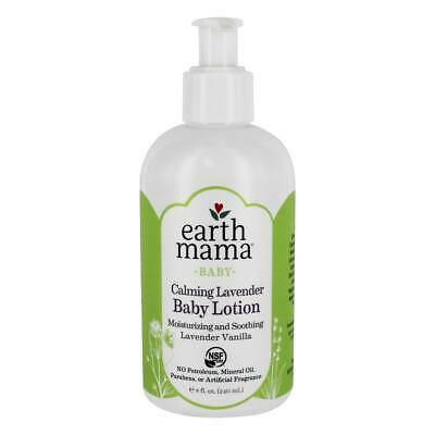 Earth Mama - Moisturizing & Soothing Baby Lotion Natural Non