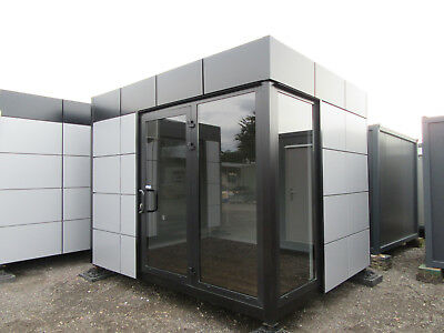 12ft x 10ft MARKETING SUITE, SHOWROOM, SALES OFFICE, SITE CABIN, £7500 + VAT