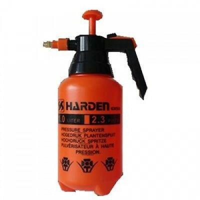 Harden 1L Pressure Spray Bottle Pump Water Chemical Free Delivery