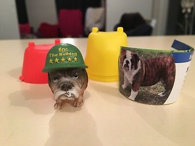 Yowie ranger series *Eric the Bulldog The American Eagle, The Palila