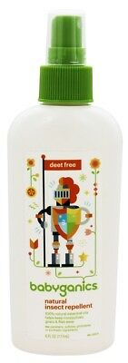BabyGanics - Insect Repellent Natural & Deet Free - 6 fl. oz.
