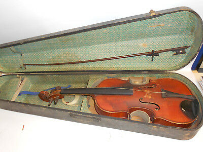 Violin And Case