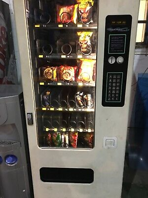 vending machine Westomatic Updated Coin Mec All Working