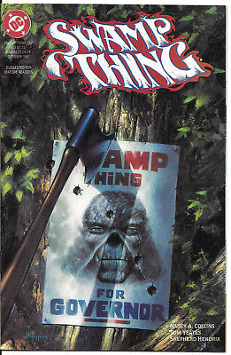 Swamp Thing  # 112  NM  DC Comics BAGGED BOARDED COMBINED SHIPPING