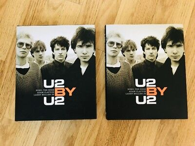 2 X U2 Books U2 By U2