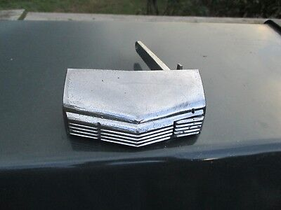 1950 Ford Trunk Outer Chrome Lock Assembly Coupe Sedan Convertible Hot Rat Ro0d