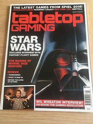 Tabletop Gaming Magazine. Issue 3. Winter 2005