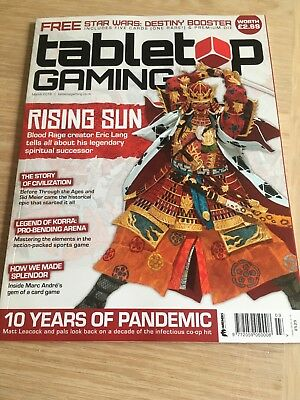 Tabletop Gaming. No 16. March 2018