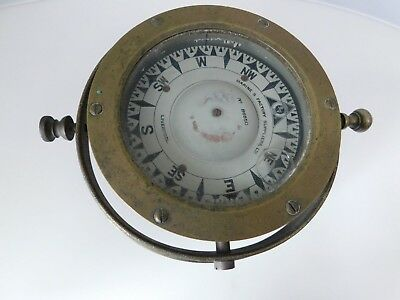 Rare Marine & Factory Suppliers Limited, Liverpool Liquid Filled Ship Compass