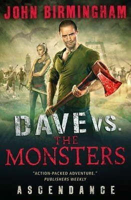 Dave vs. the Monsters: Ascendance (David Hooper): 3-ExLibrary