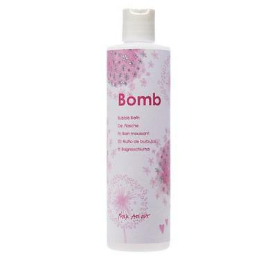 Bomb Cosmetics Pink Amour Bubble Bath 300ml