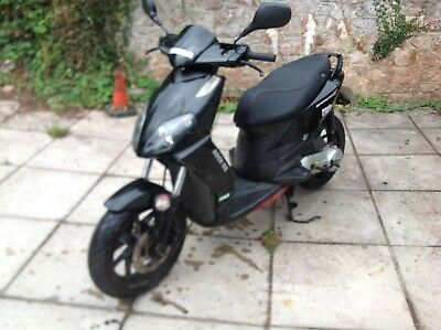 APRILIA SPORT CITY MOPED, OWNED OVER 5 YEARS LONG mot QUICK AND RELIABLE BARGAIN