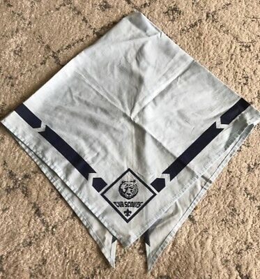 Bear Cub Scout Blue Neckerchief Official Uniform Piece