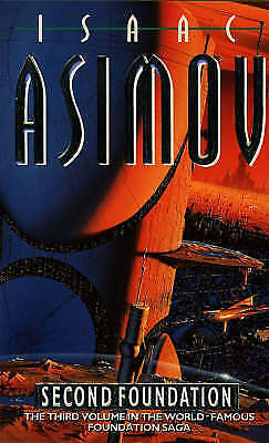 Second Foundation by Isaac Asimov (Paperback) Book