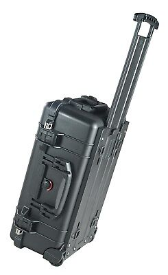 Peli 1510 Case Black With Full Picknpluck Foam New And Unused Airline Carry On