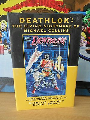 Marvel Premiere Classic Vol 94-Deathlok-The Living Nightmare Of Michael Collins