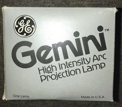 GE Gemini 300 High Intensity Arc Projection Lamp