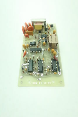 Ludlum Measurements 5176-017-00 Pcb Circuit Board