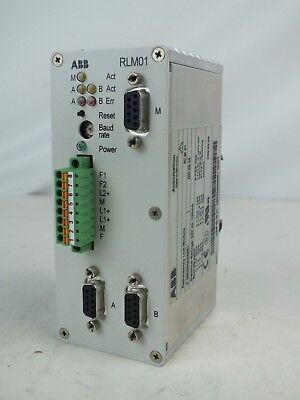 ABB 3BDZ000398R1 RLM01 Redundancy Link Module