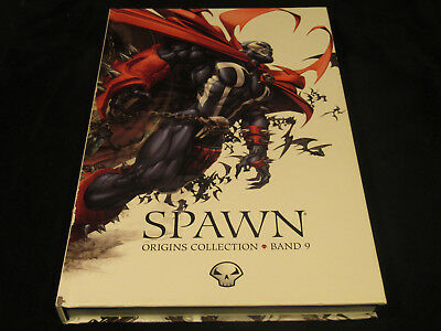 Spawn Origins Collection (Panini, 2013-...) Band 9 Hardcover