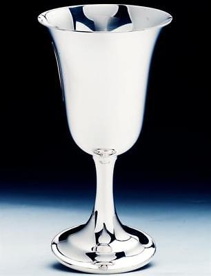 Lord Saybrook Water Goblet, Sterling Silver, Excellent Condition