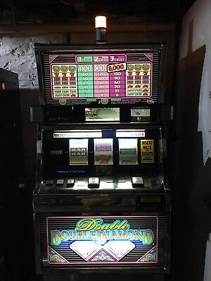 "Igt S2000  Slot Machine ""double Diamond"""
