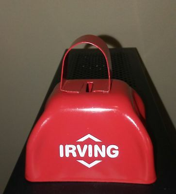 Irving Oil Small Metal Cow Bell