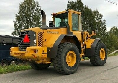 2003 Volvo L120E wheel loader
