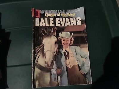 Queen of the West Dale Evans #14  Double Cover