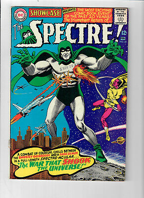 SHOWCASE #60 - Grade 5.0 - First Silver Age appearance of the SPECTRE!