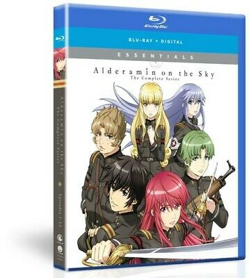 Alderamin On The Sky: The Complete Series - Essentials [New Blu-ray] 2 Pack, D