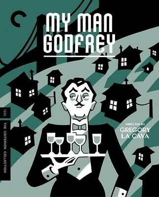My Man Godfrey (Criterion Collection) [New Blu-ray] Full Frame, Restored, Spec