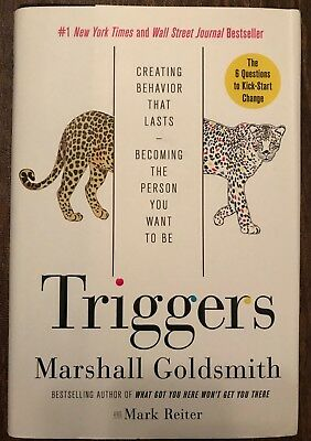 Triggers-Creating Behavior That Lasts-Become The Person You Want To Be
