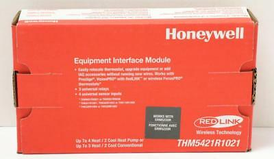 NEW - Honeywell Prestige THM5421R1021 2-Wire Equipment Interface Module