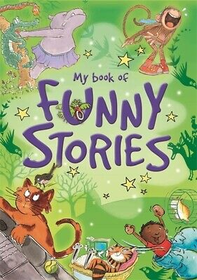 My book of: My book of funny stories by Jackie Hamley (Hardback)