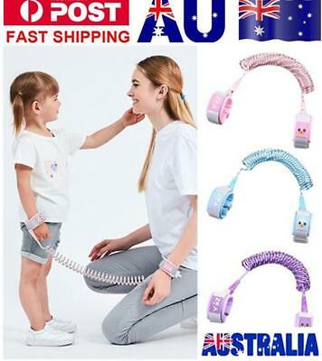 Safety Harness Leash Anti Lost Wrist Link Traction Rope For Toddler Baby Kids